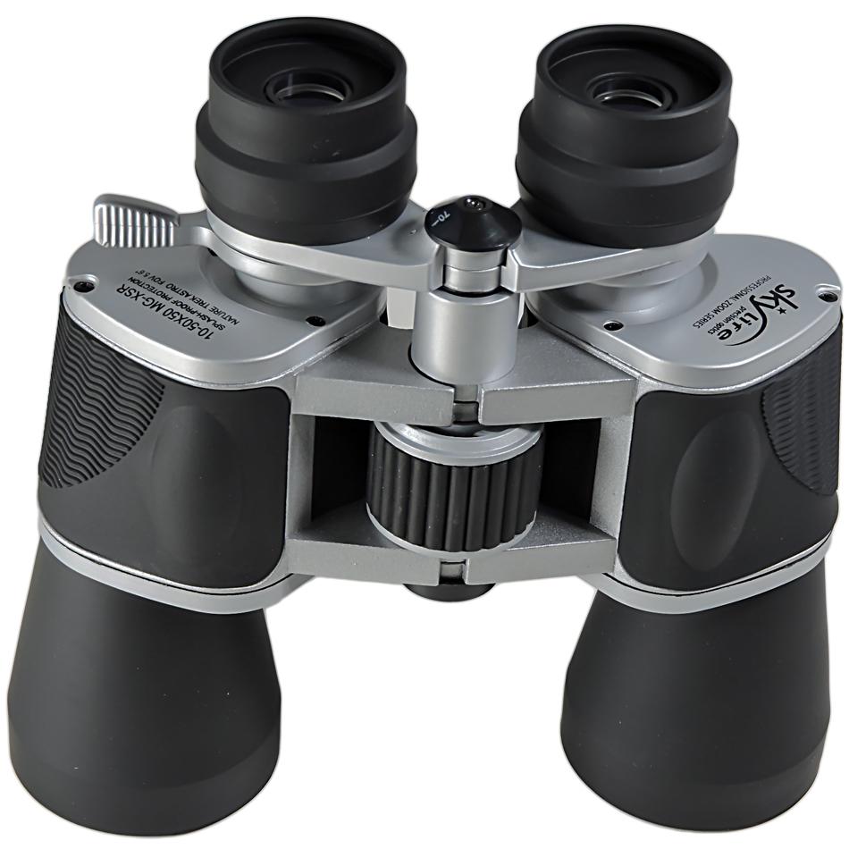 Binóculo Skylife 10-50x50 MG-XSR Prisma Porro HD