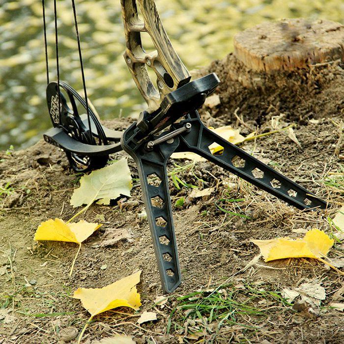 Bow Stand Vixion BS110 Vermelho (Descanso para Arco composto)