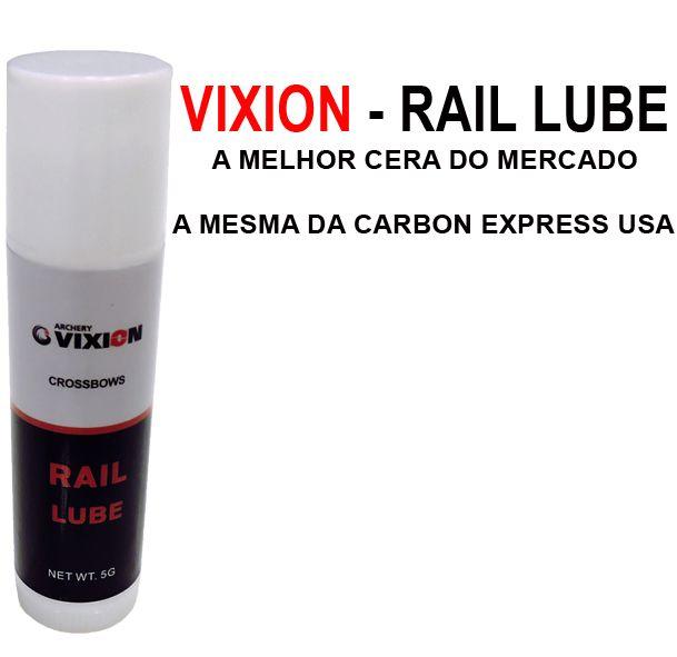 Cera Vixion Original VX Rail Lube Especial Para Lubrificação de Cordas e Cabos