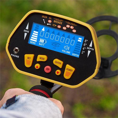 Detector De Metais Sk99 Digital alta qualidade