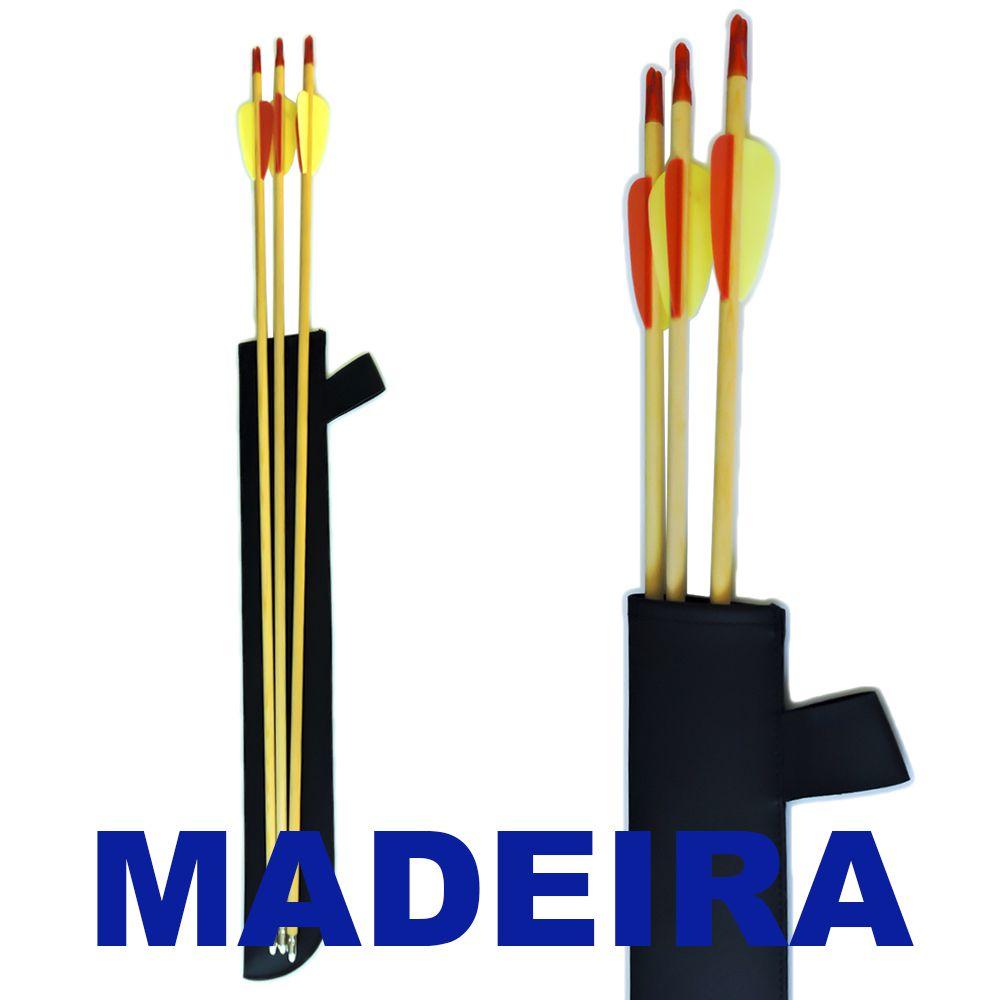 Flecha Madeira Vixion 28