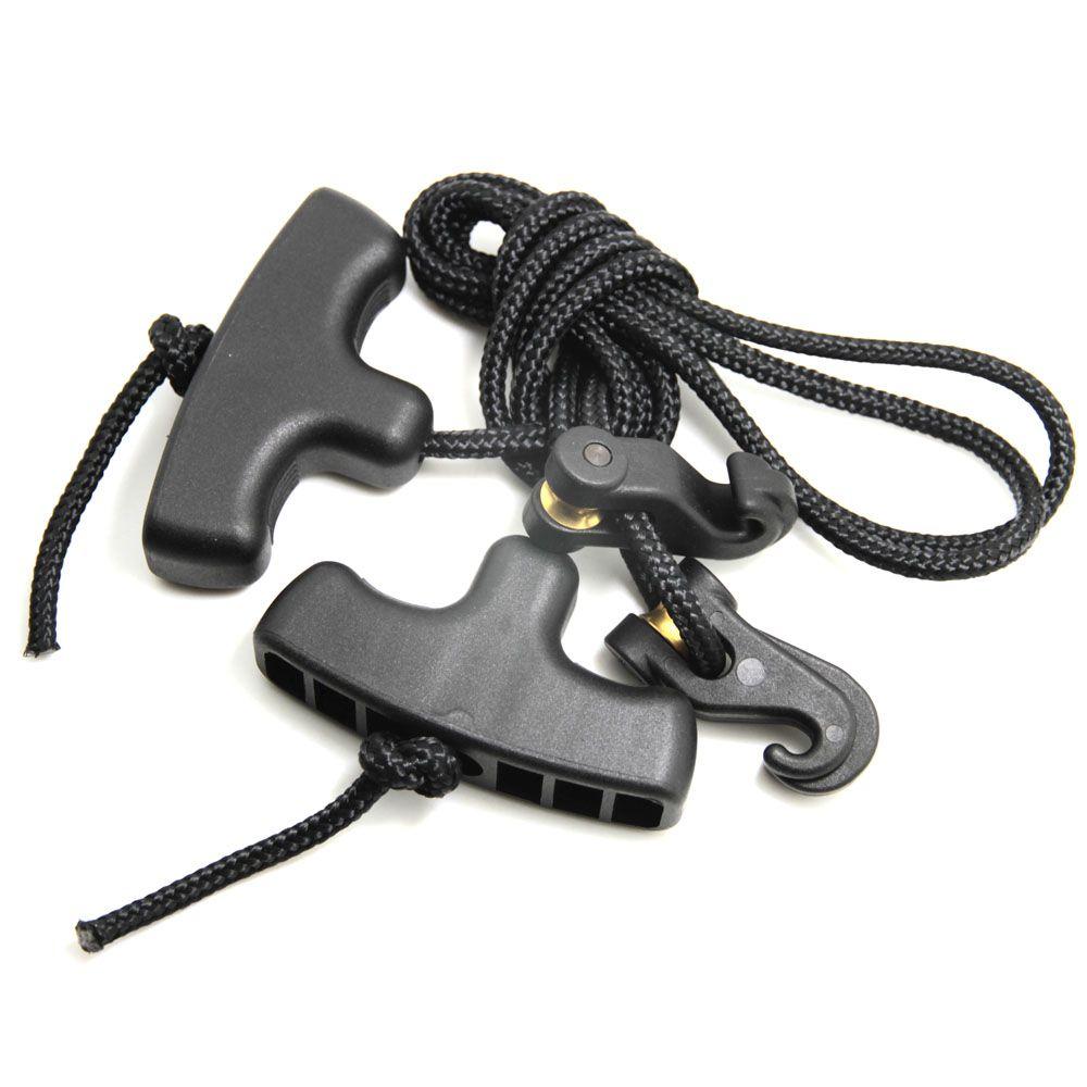 Puxador Corda Auxiliar FXS facilita Armar Balestras de até 250 lbs