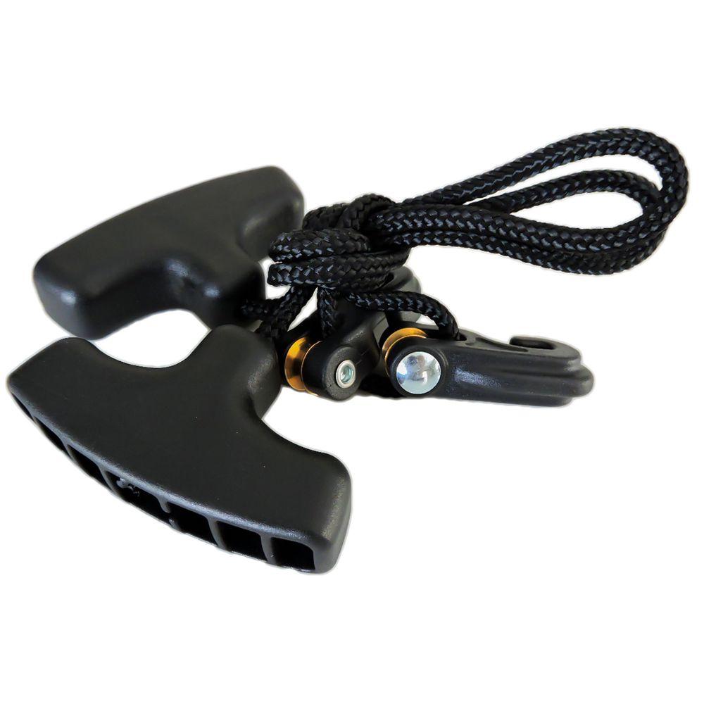 Puxador Corda Auxiliar V5T para Armar balestras até 185 lbs