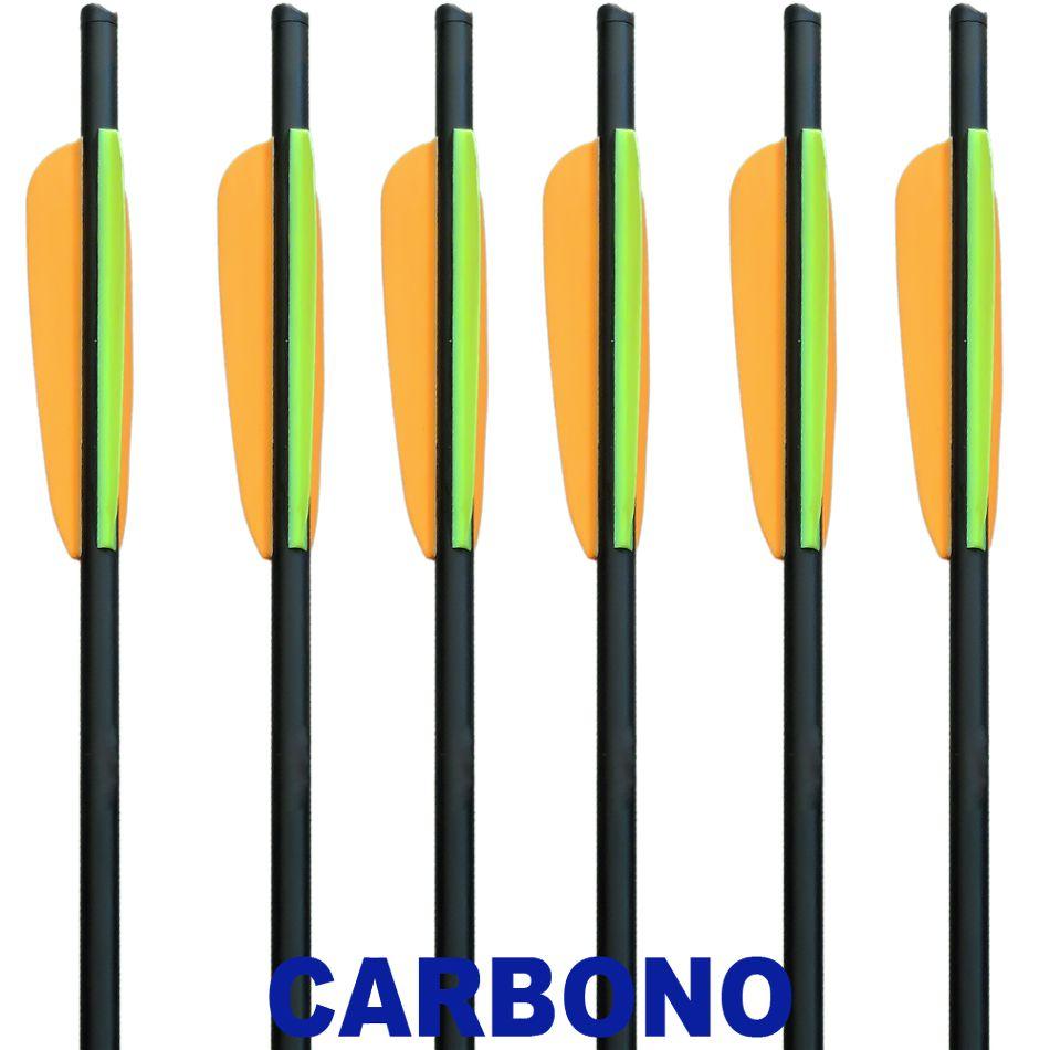 Setas Carbono Vixion 22