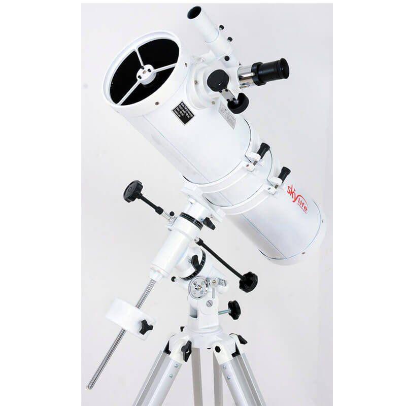 Telescópio 152mm (6 pol.) Refletor Newtoniano Skylife Polar 6 + Câmera Lunar (Super Oferta)
