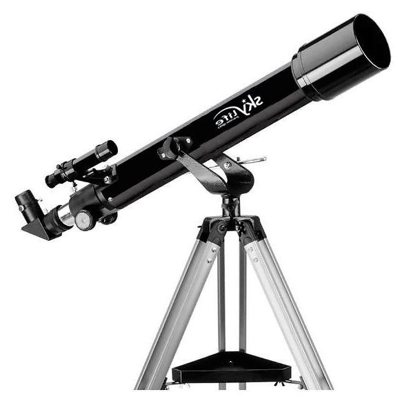 Telescópio 70mm (2.8 pol.) SkyLife Vox Bright AZ2 + Super Plossl + CD-ROM