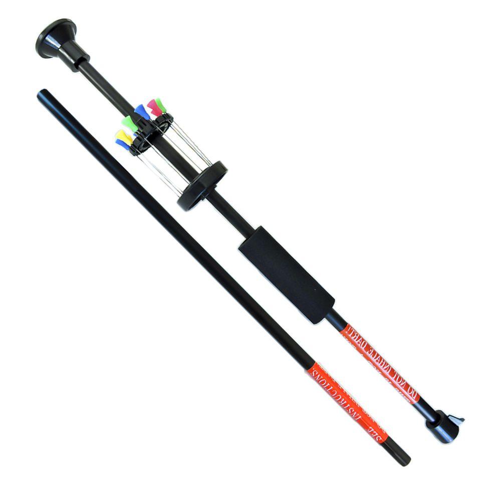 Zarabatana Vixion Profissional MK100A60 Tamanho 140cm em 2 Partes