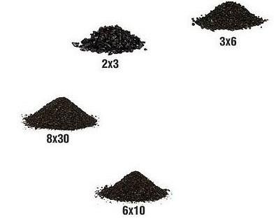 Carvão Ativado Granulado 5 kg