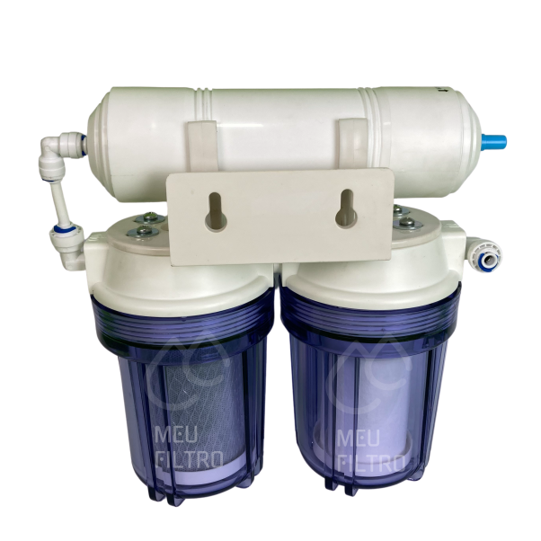 Filtro de Água Alcalina  3 estágios pH 8.5 A 9.5