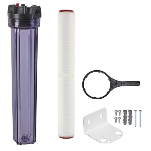 Filtro De Água Bacteriológico Absoluto Filtra 99,99% 700l/h