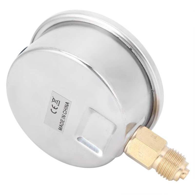 Manômetro De 0 - 150 PSI Conexão Inferior  - 66mm