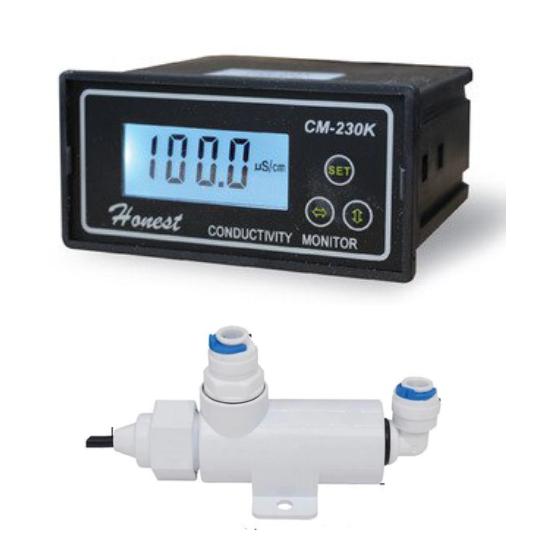 Medidor De Condutividade em Linha CM230