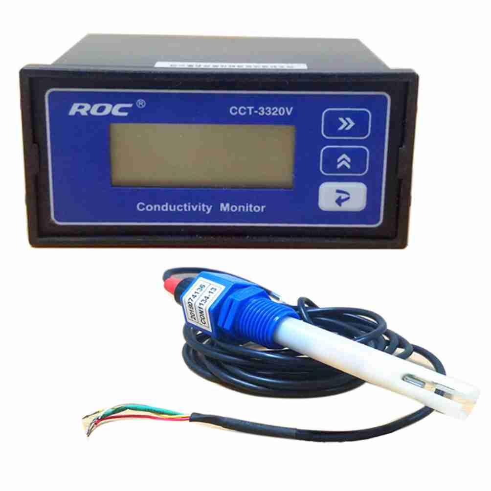 Medidor De Condutividade em Linha ROC CCT-3200
