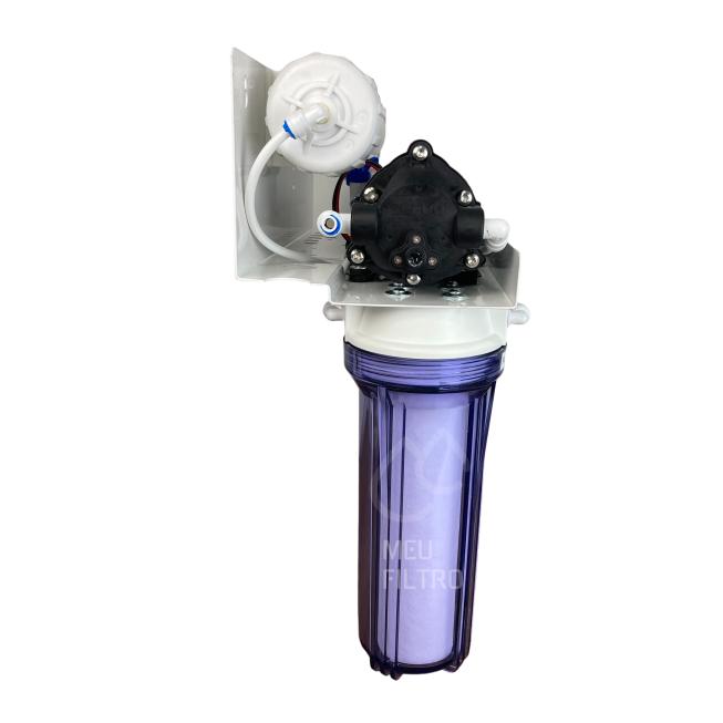 Omose Reversa - 4 etapas/100GPD - Com bomba