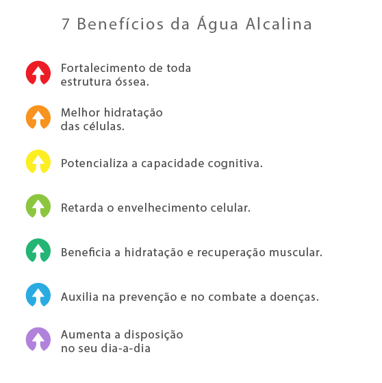 Purificador Alcalino Health Energy