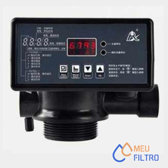 Válvula Automática por TEMPO: até 2 m3/h ou 2.000 litros/h - F71Q1