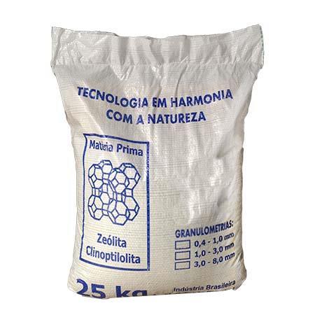 Zeólita ZF 5 kg - Remove Ferro e Manganês