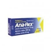 Ana-Flex com 30 Comprimidos