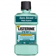 Anti Septico Bucal Listerine Zero 250ml