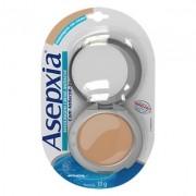 Asepxia Maquiagem Creme Antiacne Bronze com 10g