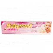 Babymed Menina Previne Assaduras e Protege a Pele Irritada com 45g