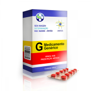 Captopril 12,5mg com 30 Comprimidos