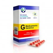 Captopril 25mg com 30 Comprimidos
