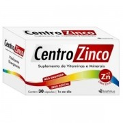 Centro Zinco Biofhitus com 30 Capsulas