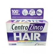 Centro Zinco Hair com 60 Cápsulas