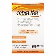 Cobavital 16 Microcomprimidos