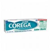 Corega Creme Ultra Fixador Sabor Menta 40g