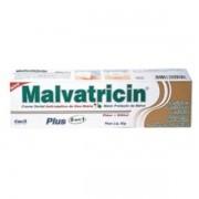 Creme Dental Malvatricin Plus com Fluor com 50g