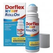 Dorflex IcyHot Roll On com 73ml