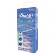 Fio Dental Oral B Super Floss com 50 Unidades