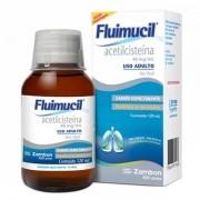Fluimucil Xarope Adulto com 120ml
