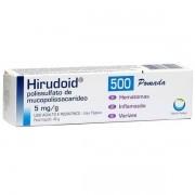 Hirudoid 500mg Pomada com 40g