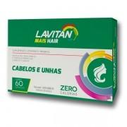 Lavitan Mais Hair Nutrição Capilar com 60 Cápsulas