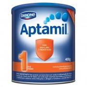 Leite Aptamil 1 Fórmula Infantil Com Ferro Para Lactentes 400g
