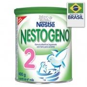 Leite Nestogeno 2 Fórmula Infantil Com Ferro Lactentes do 6 a 12 Meses - 400g