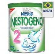 Leite Nestogeno 2 Fórmula Infantil Com Ferro Lactentes do 6 a 12 Meses - 800g
