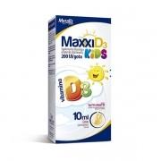 Maxxi D3 Kids Gotas com 10ml