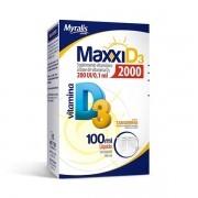 Maxxi D3 Liquido com 100ml