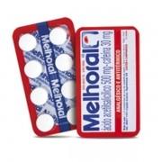 Melhoral Adulto Com 8 Comprimidos