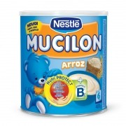 Mucilon Arroz com 400g