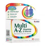 Multi A-Z Vitaminas e Minerais Vitavale 60 comprimidos