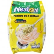 Neston Flocos de 3 Cereais com 210g