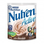 Nutren Active Po Chocolate Complemento Alimentar com 400g