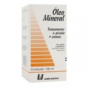 Oleo Mineral com 100ml