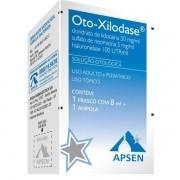 Oto-Xilodase Gotas com 8ml
