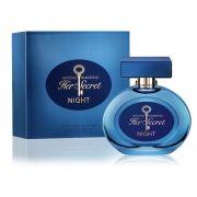 Perfume Her Secret Night Antonio Banderas Eau de Toilette Feminino com 80ml